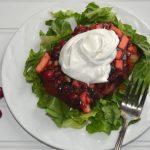 Fresh Cranberry Salad Recipe