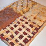 Cookie Sheet Pies