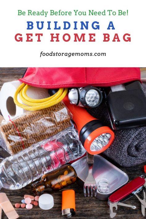 Building A Get Home Bag
