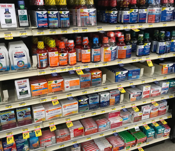 Over the counter medications you should stock up on