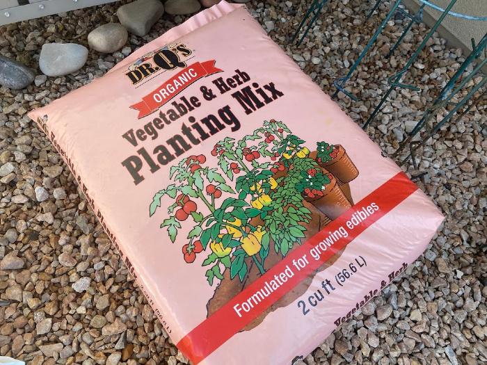 Dr Q Garden Soil
