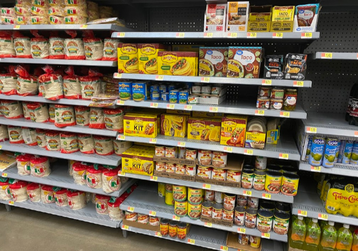 Mexican Food Supplies