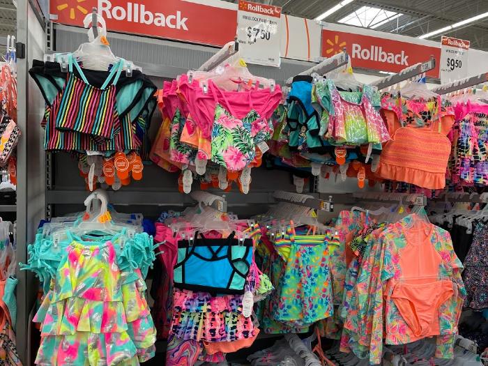 Swimwear on Clearance