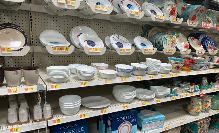 Dishes and Cookware