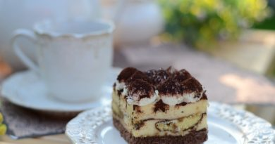 Cool Icebox Cakes