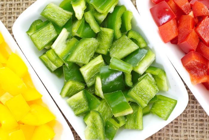 Freeze-Dried Food Items