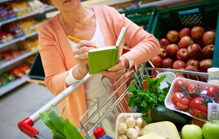 Grocery Shopping on a Shoestring Budget