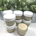 Hand Cream In Jars
