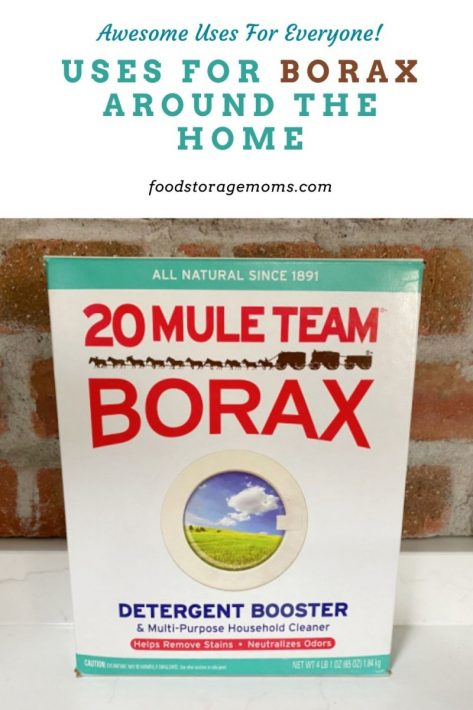 Uses For Borax Around The Home