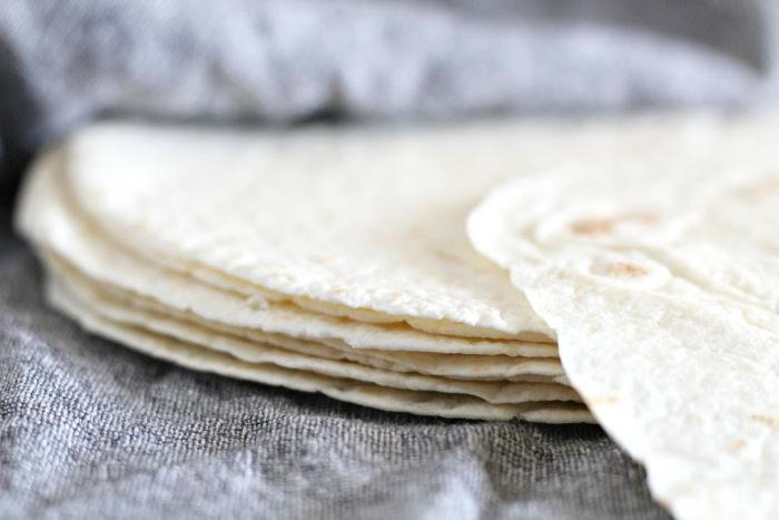 How To Make Flour Tortillas From Scratch