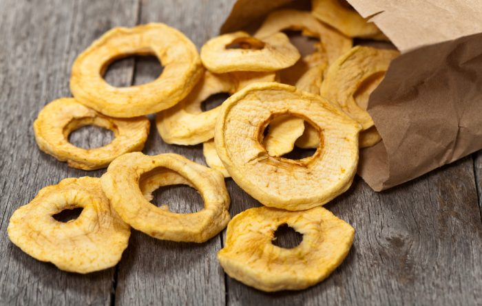 Dehydrating Apples-How To Make Healthy Snacks