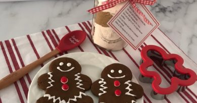 Gingerbread Cookies: You Will Love These