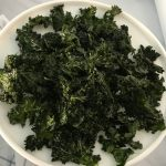 How To Dehydrate Kale and Make Kale Chips