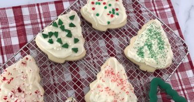 Decorate The Cookies As Desired