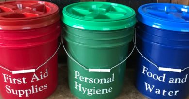 The Emergency Bucket Gift