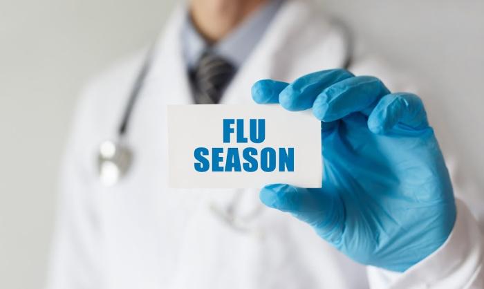 Flu Season Card
