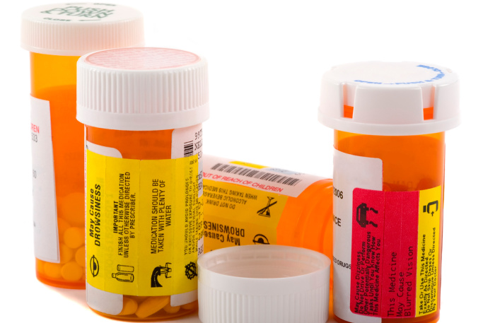 Prescription Containers