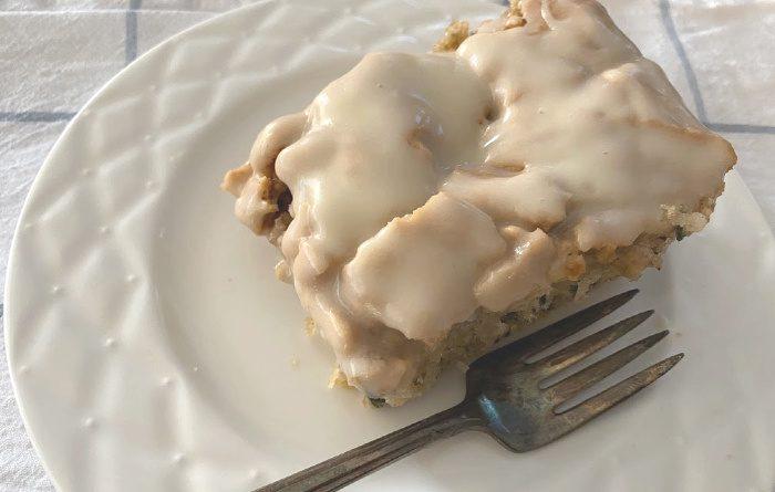 The Very Best Zucchini Cake Recipe