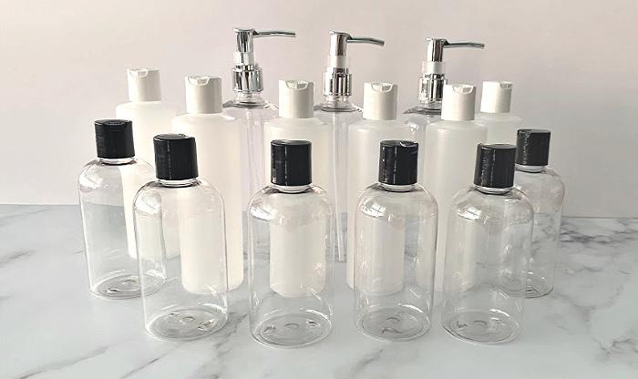 Bottles for Hand Sanitizer