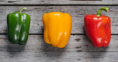 Bell Peppers: Everything You Need To Know