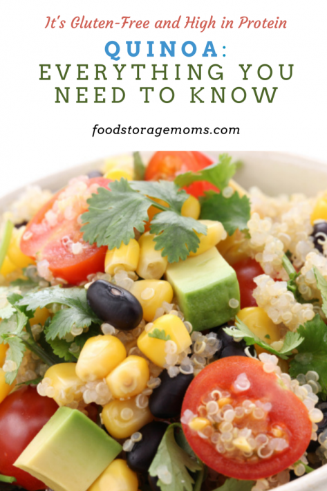 Quinoa: Everything You Need To Know