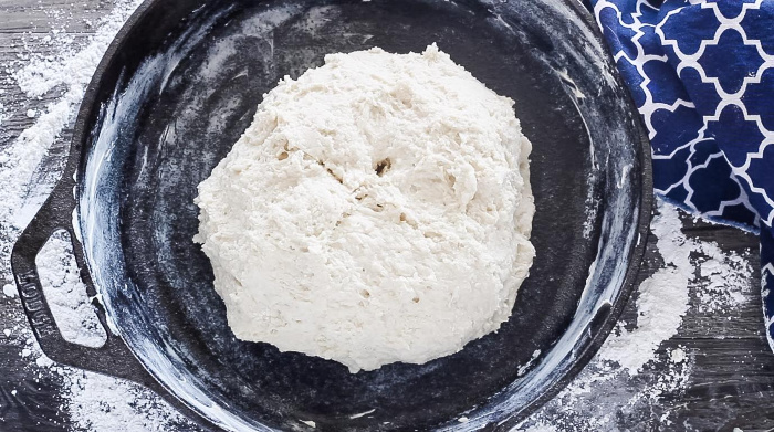 Soda Bread: Step By Step How To Make It