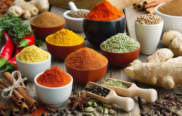 Spices: The Best Ones to Stock