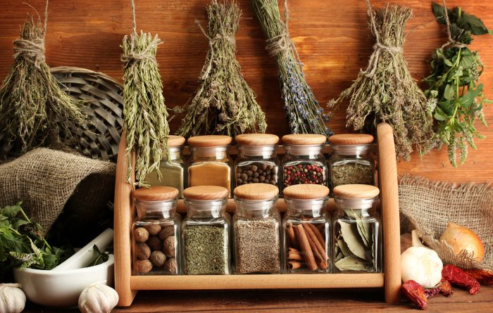 Spices: The Best Way to Store Them