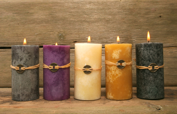 Candles for Light