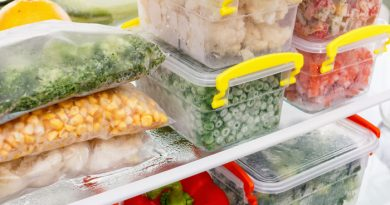 15+ Items Perfect for Freezer Storage