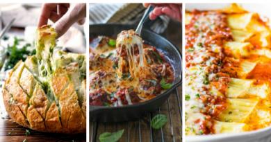 20 Incredibly Cheesy Recipes