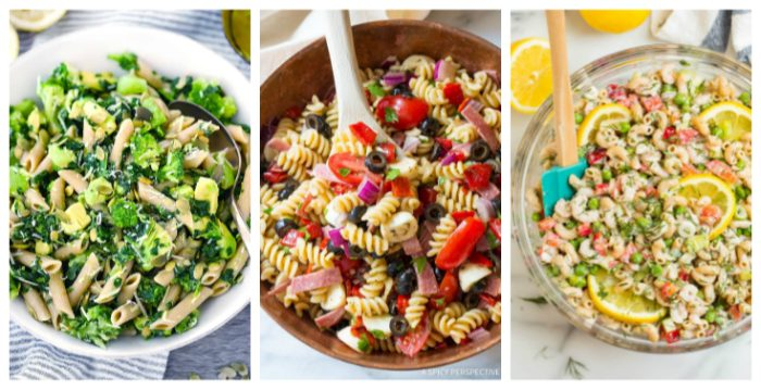 20 Pasta Salad Recipes