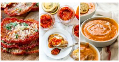20 Ways To Use Fresh Tomatoes