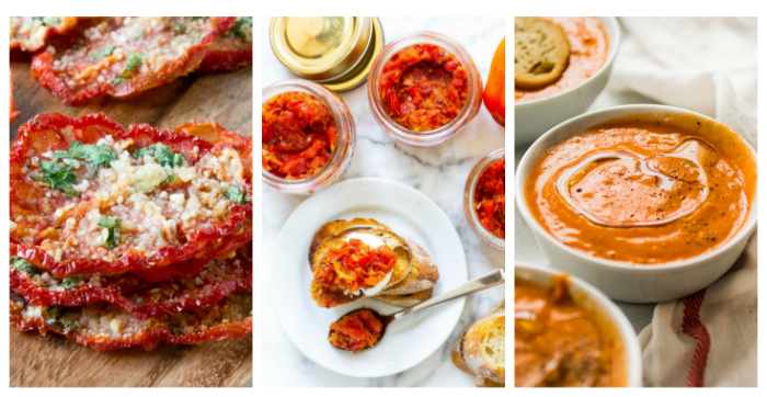 20 Ways To Use Fresh Tomatoes