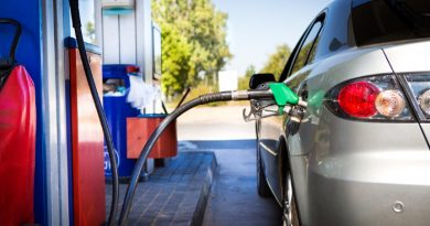 Why You Should Keep Your Gas Tank Full
