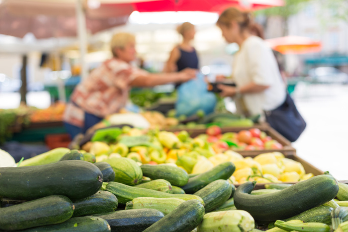 Why You Should Support Your Local Farmer's Market