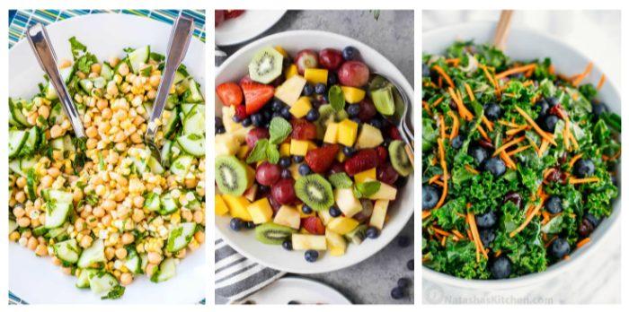 20 Farmers Market Salads