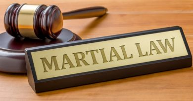 Everything You Need to Know About Martial Law