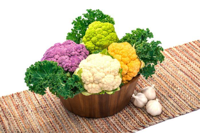 Cauliflower Varieties