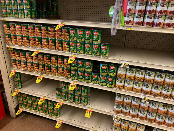 Green Beans a little Scarce