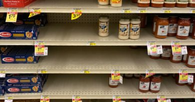 Shortages: Are They Similar to the Great Depression?