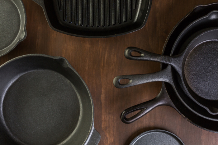 Why You Need Cast Iron Pans