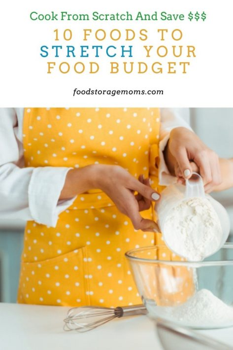 10 Foods to Stretch Your Food Budget