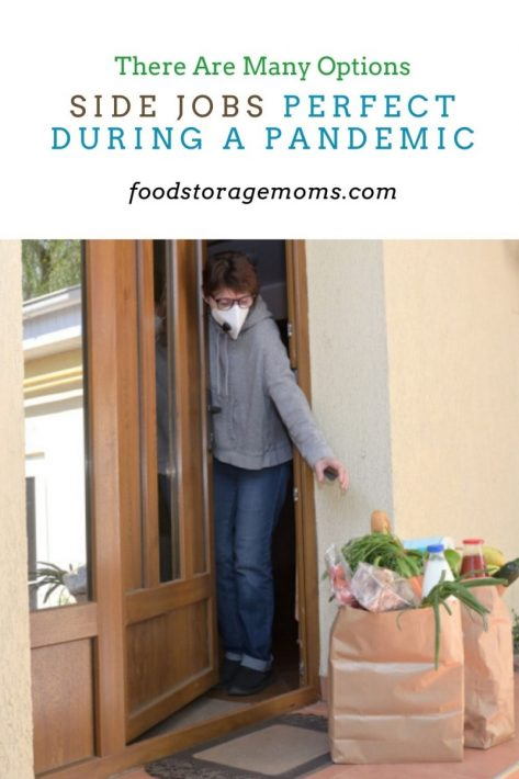 Side Jobs Perfect During a Pandemic