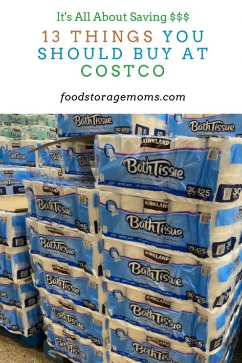 13 Things You Should Buy At Costco