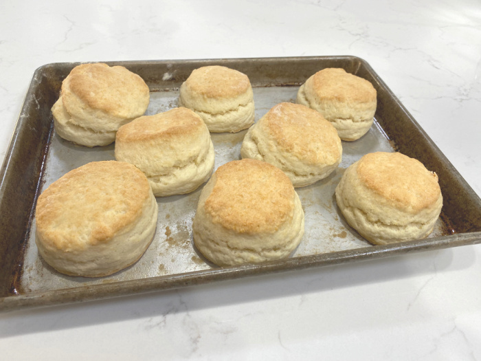 Easy 2-Ingredient Biscuit Recipe