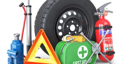 Tips For Storing Emergency Supplies in Your Vehicle