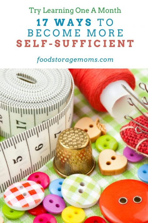 17 Ways to Become More Self-Sufficient