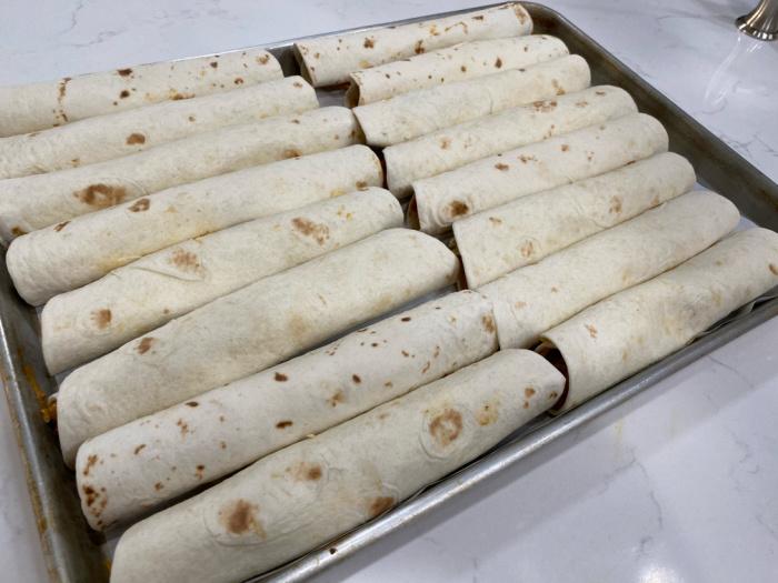 Ready To Bake Taquitos