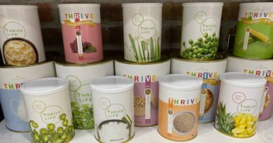 How To Store Your Food Storage